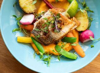Dieta Wegetariańska z rybą